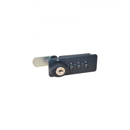 Cerraduras de combinacion para taquillas metalicas