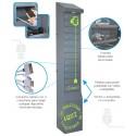 Taquilla para cargar telefonos y tablets