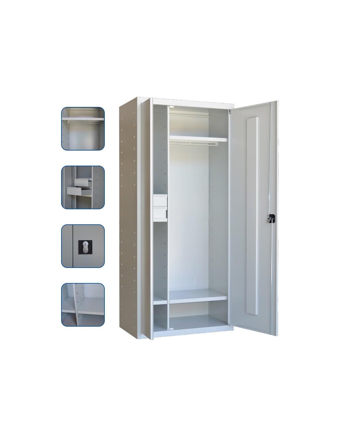 armario ropero metalico marma taquillas met licas